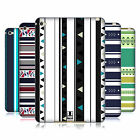 HEAD CASE DESIGNS RAYAS IMPRESAS CASO DE GEL SUAVE PARA APPLE iPAD MINI 4