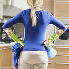 57132 Washing Up Rubber Gloves Long Sleeve Household Kitchen Dishes Cleaning