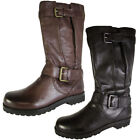 Gentle Souls Womens Buckled Up L3 Tall Riding Boot Shoes