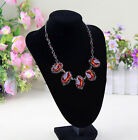 Novelty Fad  Velvet Display Bust Stand for Necklace Earring Jewelry EWUK