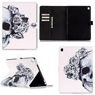 "For Samsung Galaxy Tab E 8.0"" SM-T377 Pattern Wallet Folio Leather Case Cover"