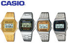 Casio Original Unisex Classic Retro Digital Watch In Stainless Steel