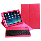 Bluetooth Wireless Removable Keyboard Case for iPad 1 2 3 4 90-Day Warranty