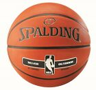 Spalding NBA SILVER OUTDOOR Gr. 3 - 7  Basketball