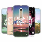 HEAD CASE DESIGNS THOUGHTS TO PONDER BACK CASE FOR MOTOROLA MOTO X STYLE PURE