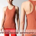 $90 Stella McCartney Adidas Women Studio Perf Tank Top Sport Build-in Bra XS S L