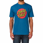 Santa Cruz Classic Dot T-shirt - Deep Blue