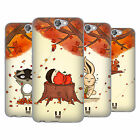 HEAD CASE DESIGNS AUTUMN CRITTERS SOFT GEL CASE FOR HTC ONE A9