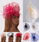 Women's New Large Headband Hat Fascinator Weddings Ladies Day Race Royal Ascot