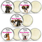 BOXER HANDCRAFTED NOSE BUTTER FOR YOUR DOG'S DRY,  ROUGH CRUSTY NOSE TINS & TUBES
