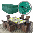Quality Dining Set Garden Furniture Covers For Round Or Rectangular Choose Size