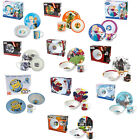 3 Piece Ceramic Dinner Set - Star Wars / Minions / Avengers / Spiderman / Frozen