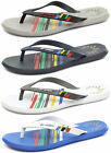 New Rider R1 Olympics 2016 Mens Beach Flip Flops ALL SIZES AND COLOURS