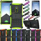 Shockproof Rugged Hybrid Impact Duty Hard Stand Case Cover OnePlus TWO 2 + Film