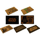 Star Wars Door Mat / Doormat Hard Wearing Fibre Non Slip Base New + Official