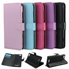 Magnetic PU Leather Wallet Holder Card Slot Flip Stand Case For Wiko Lenny 2
