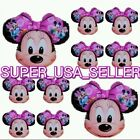 "USA 44"" Huge Minnie Mouse Foil Balloons Decor Birthday Shower Party Supplies lot"