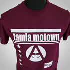 Tamla Motown Retro Music T Shirt Vintage Hipster Cool Classic Record Company M