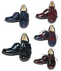 Boys Brogue Shoes, Page Boy Wedding Prom Communion Party Formal Suede Shoes