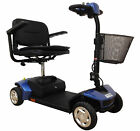Excel Tiempo Travel scooter lightweight car transportable