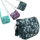 NEW Ladies Girls Medium Hibiscus Shoulder/Travel Cross Body BAG by RED X Floral