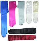 Ladies Satin Gloves - Wedding, Prom, Occasion Gloves