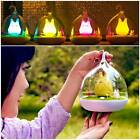 LED Portable Touch Sensor Totoro LED Night Light Baby room Wall Bedside Lamp