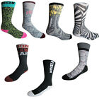 Внешний вид - Vision Street Wear Four Pack Various Styles Unisex Cotton Tube Socks