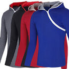 New Stylish New Men's Jackets Outwear Jog Long Sleeve Sweatshirt Pullover Hooded