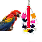 26cm Swing Bird Toy Parrot Rope Harness Cage Toys Parakeet Cockatiel Budgie