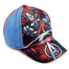 Marvel Avengers Childrens Baseball Cap, Multi