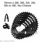 Внешний вид - First Components 76 BCD x 28-38t tooth NW Narrow Wide ChainRing fit Sram XX1 X01