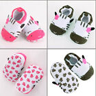 0-18M Baby Infant Toddler Baby Girl Kid Soft Sole Cotton Shoes Anti-slip Sneaker