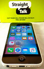 Apple iPhone 5C (Straight Talk ATT Towers) - 8-16-32GB - White 4G LTE