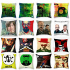 """18"""" Breaking Bad Ghost Baby Polyester Pillow Cover Throw Pillow Cushion Cover"""