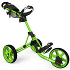 New Clicgear 3.5+ Golf Push Pull Cart CHOOSE YOUR COLOR FREE SHIPPING