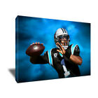 Carolina Panthers CAM NEWTON Poster Photo Painting Artwork on CANVAS Wall Art on eBay