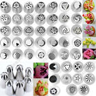 56 Style Russian Tulip Flower Icing Piping Nozzles Cake Decor Tips Tool Baking