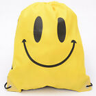 DrawString Pouch Beach Bag Sport Travel Swim Gym Duffle Waterproof Backpack New