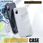 NEW For Apple iPhone 8 / 8 Plus Case,Ultra Slim Thin Hard Matte Case Cover OZ