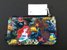 DISNEY / LOUNGEFLY Coin COSMETIC BAG Zipper Pouch CHOOSE Pattern NWT