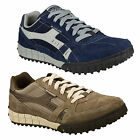 Mens Skechers Floater Casual Lace Up Memory Foam Shoes Sizes 7 to 12
