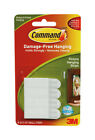 3M Command Picture Canvas Wall Hanging Strips Small Medium Large Narrow