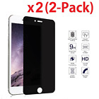 Privacy Anti-Spy REAL Tempered Glass Screen Protector for 5.5  iPhone 6 Plus