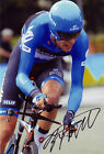 Ryder Hesjedal Autographed - Signed 8X12 inches GIRO 2012 CHAMPION Garmin Photo