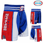 Farabi Kids Junior Boxing Shorts Muay Thai MMA Training Kick Boxing Trunk Silk