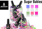 Jessica Geleration 15ml - PRIME COLOURS+SUGAR BABIES - EXCLUSIVE Colours