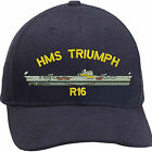 Aircraft Carriers Ships Profile Embroidered Baseball Caps & Beanies