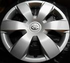 Toyota+Camry+2007+%2D+2010+16%22+Inch+Hubcap+Wheel+Cover+NEW+%23+61137+6+Spoke+SILVER