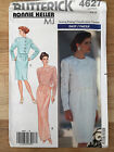 Butterick 4627 : EASY Top & Dress PAPER PATTERN size 6 - 10